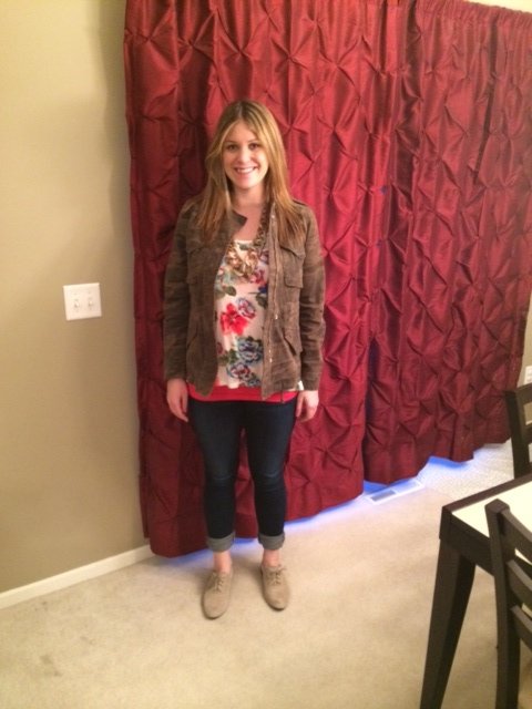 Maternity Style: 20 weeks- Part 1